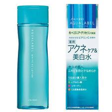 Shiseido Japan Aqua Label Acne Care and Beauty White Water 200ml