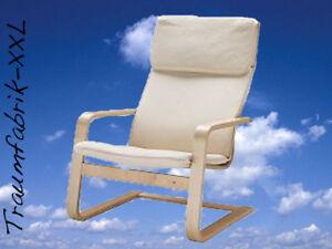 Ikea Sedia A Dondolo Pello Poltrona Cantilever Lounge Tv Nuovo