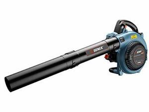 SENIX BL4QL-L 26.5cc 4 Stroke Gas Powered Leaf Blower with Auto-Choke Release,