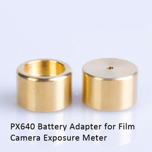 PX640-Battery-Adapter-for-Film-Camera-Exposure-Meter-Mercury-Electro-35-HM-N-PC6