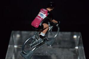Aqua Blue Sport 2017 Cycling figure Petit cycliste Figurine