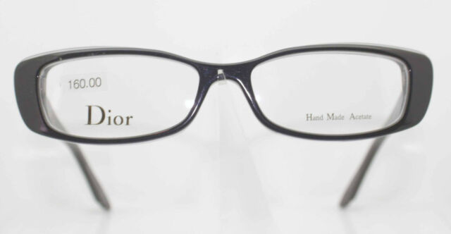 Christian Dior Cd3208 Uvq Classic Ladies Glasses Frame Glossy Black ...