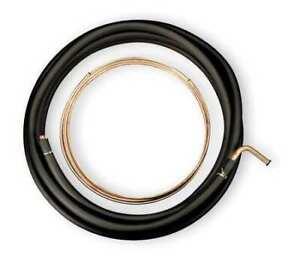 Streamline 61220301 Refrigerant Line Set,Copper Roll,L 30 Ft