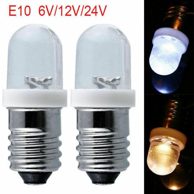 0.25A Lightbulb Pack of 10 #222 Lamp Bulb Flashlight//Toy 2.25V