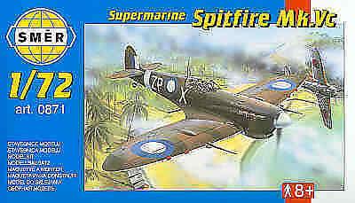 Smer 1/72 Supermarine Spitfire Mk.Vc # 0871