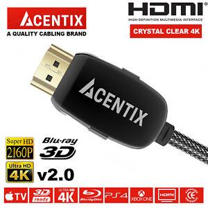 ULTRA-HDMI-HD-Cable-4K-2160p-FOR-NEON-DIGIHOME-TECHNIKA-HITACHI-BUSH-SHARP