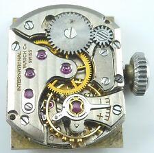 International Watch Co.  Wristwatch Movement - IWC 41  - Spare Parts, Repair