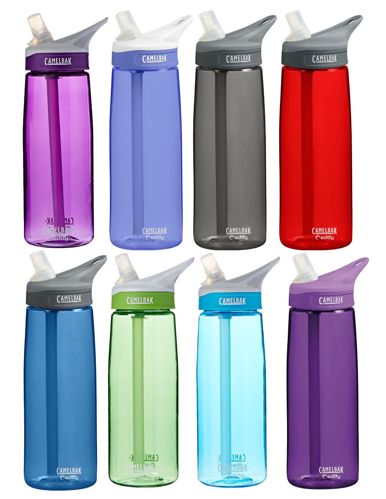 CamelBak Eddy 25oz Water Bottle Choose Color