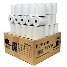 3 18 X 230 Thermal Pos Receipt Printer 50 Rolls Paper Bpa Free Usa Roll 55gsm