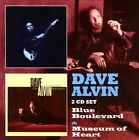 Blue Blvd/Museum of Heart by Dave Alvin (CD, Apr-2012, 2 Discs, Floating Music)