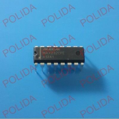 MAX232 50PCS RS-232 Drivers//Receivers IC MAXIM DIP-16 MAX232CPE MAX232CPE