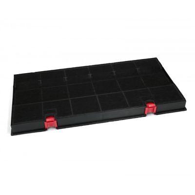 2 X CAPPA UNIVERSALE Grasso /& Filtri Carbone Per AEG Ventilatore Estrattore Sfiato