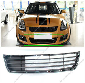 OEM Front Bumper Lower Middle Grille Grill Modified For