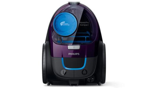 ~ NUOVO PHILIPS POWERPRO COMPACT FC9333//09 moderno Aspirapolvere Allergia Viola
