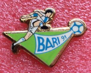 Pins-Club-FOOT-Football-O-M-Olympique-de-Marseille-BARI-91