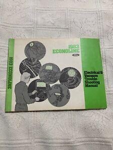 [DIAGRAM_5NL]  1983 Ford Econoline E150 E250 E350 Electrical Wiring & Vacuum Diagram Manual  | eBay | 1983 Ford E 150 Wiring Diagram |  | eBay