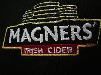 Magners Irish Cider Shirt Polo 2XL NWOT Ireland Black Advertisment Brewery