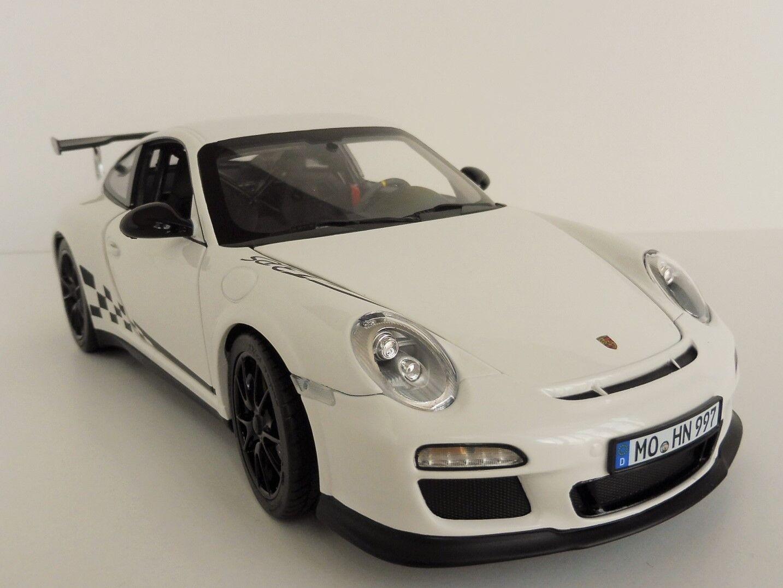 PORSCHE 911 GT3 RS 2010 2010 2010 2010 Weiß 1 18 Norev 187561 997 GT 3 Weiß 36aee6