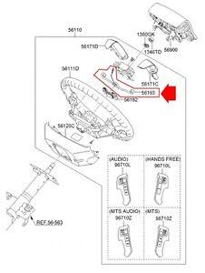 oem 561904h100 genuine wire wiring for 2007 2014 hyundai i800 imax rh ebay com 2013 Hyundai Sonata Wiring-Diagram Hyundai Stereo Wiring Diagram