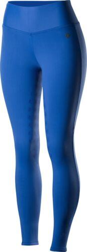 Horze Bleu Femmes anglais Hyper Flex Full Siège Stretch Culottes Collants vente