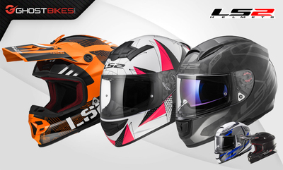 10% to 50% off Motorcycle Helmets