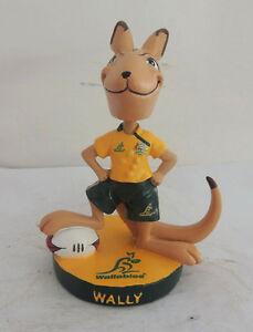 Wally the Wallaby - Limited Edition Bobblehead (Qantas ARU Wallabies mascot)