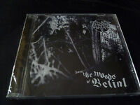 Thou Shalt Suffer - Into the Woods of Belial NEW CD 2013 EMPEROR IIDJARN IHSAHN