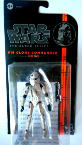 Clone Commander Neyo #16 STAR WARS THE BLACK SERIES