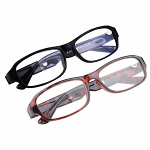 High-Magnification-Power-Readers-Oval-Frame-Reading-Glasses-Eyewear-4-5-6-00-HOT