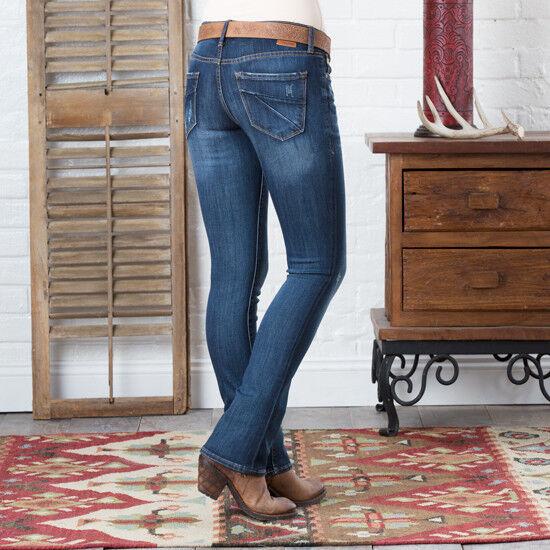Dear John Hybrid Skinny Boot Cut Jean