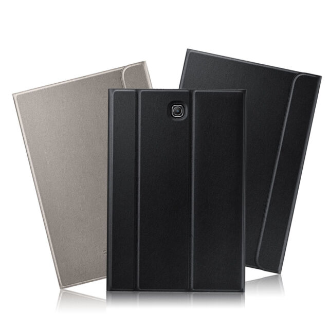 pretty nice fff70 2153b Original Samsung Galaxy Tab S2 8.0 /9.7 Leather Book Cover - EF-BT715PBEGWW