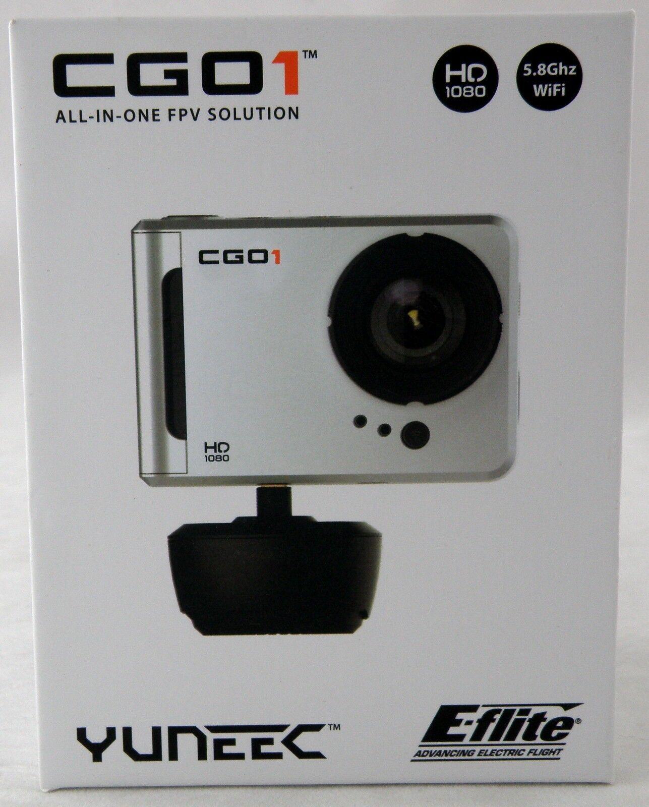 E-flite c-go1 Alta Definición Video Cámara-yuneec efla 900