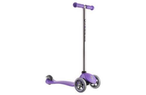 Globber My Free Fixed - Scooter lilas à 3 roues, années de vie suivies P & p 3429324101069