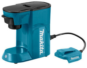 Makita Dcm500z 1 Cups Coffee Maker Blue