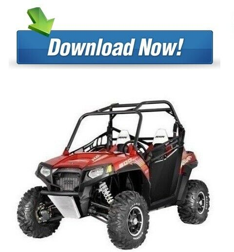 2008 Polaris Rzr 800 Factory Shop Service Repair Manual