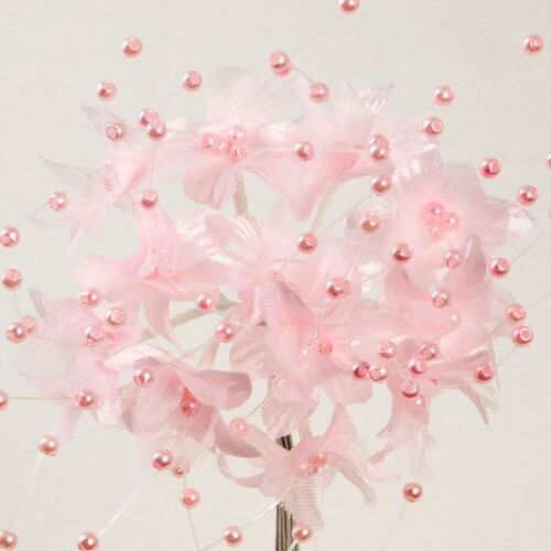 Pale Pink. Gypsophila Details about  /Pearled Baby/'s Breath Tiny Artificial flower