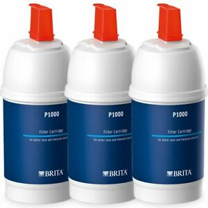 3-x-BRITA-P1000-Water-Filter-Refill-Genuine-Replacement-Kitchen-Tap-Cartridges