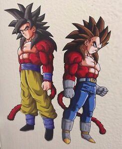 Image Is Loading Dragon Ball Z GT Super Saiyan