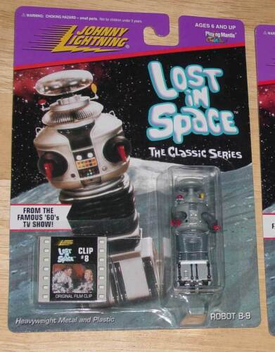 LOST IN SPACE JOHNNY LIGHTNING ROBOT YOUR CHOICE 3 7 8 31 32 33 37 38 43 44 49