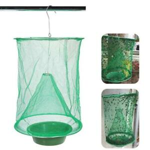 Reusable-Fly-Trap-Perfect-For-Horses-Insert-Bug-Pest-Hanging-Catcher-Outdoor