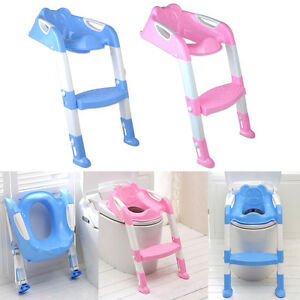 Image Is Loading Kid Training Toilet Potty Trainer Seat Chair Toddler