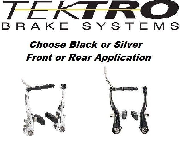 Tektro M710 Quartz BLACK or SILVER V-Brake Linear Pull Front or Rear Bike Brake