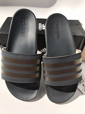 manejo Prominente luz de sol  Adidas Womens Adilette Comfort Slide (Size 7) F97200 191526243665 | eBay