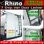 MEDIUM ROOF Ford Transit Rear Door Ladder 7 Step Anti Slip Rack Rhino 2000-2014