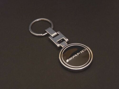 45 black key ring Mercedes AMG 63 65 55
