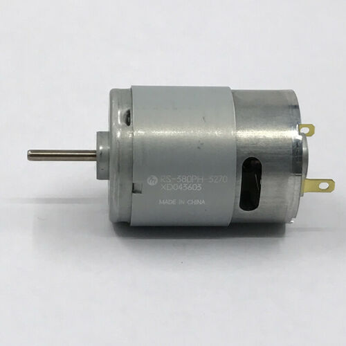 MABUCHI RS-380PH-3270 DC 6V-12V High Speed Electric Tool Drill Screwdriver Motor