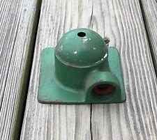 Vintage Dome Cast Iron Lawn Sprinkler