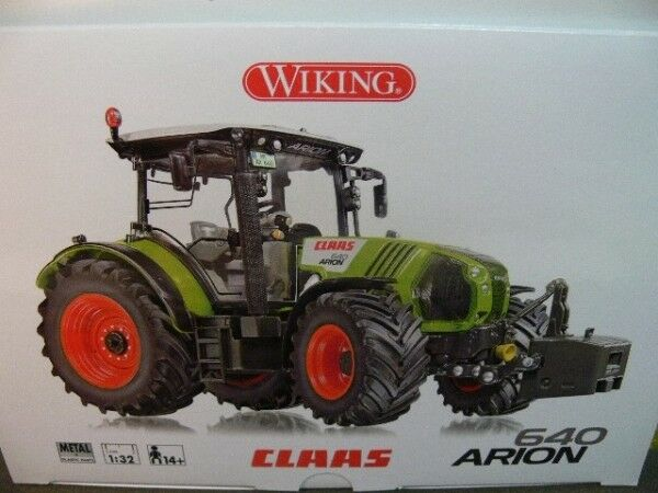 1 32 Wiking 640 Claas Arion 077324
