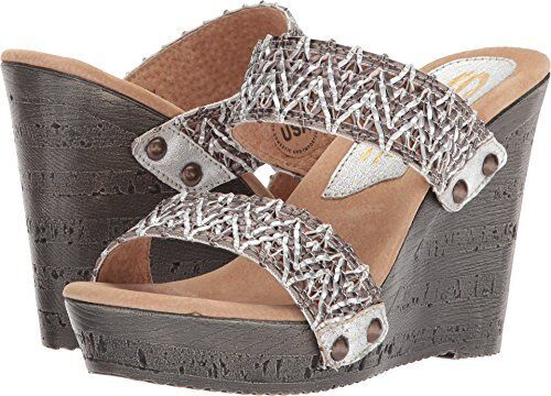 Sbicca Womens Dottie Wedge Sandal- Pick SZ color.
