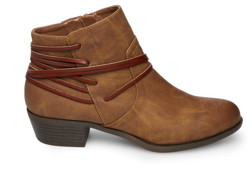 NEW MADDEN GIRL BECOME BOOTIES COGNAC ANKLE BOOTIES BECOME Stiefel Damenschuhe 10 a032b7